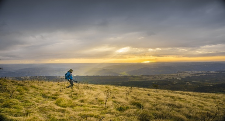 Running East: The Four Tasks of Grief and Loss
