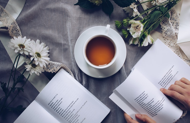 Five Books That Transformed My Life