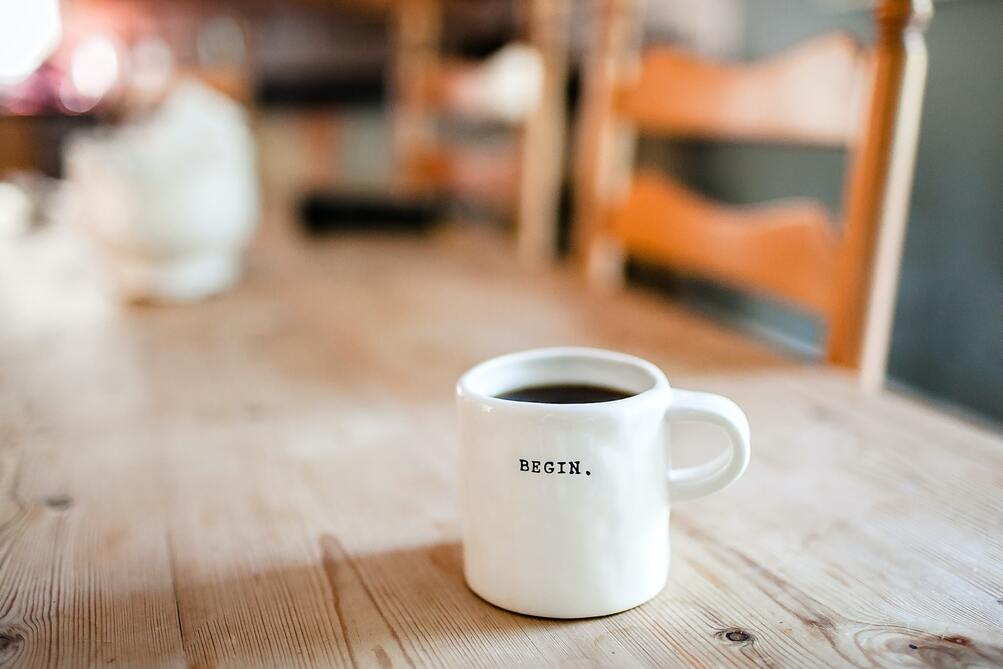But First, Coffee! Creating Morning Self-Care Routines